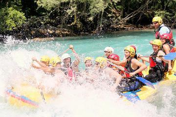 Tara River Whitewater Rafting from Kotor