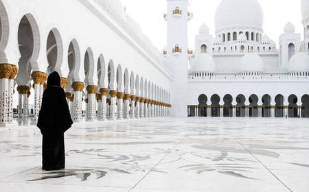 From Dubai: Abu Dhabi City Tour & Emirates Palace Lunch