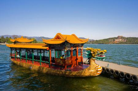 Coach Day Tour of Beijing Hutong And Beijing Zoo Visit Plus Boating In Summer Palace