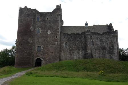 Day Trip to Doune Castle, the Trossachs and Loch Lomond in a Private Minibus from Edinburgh