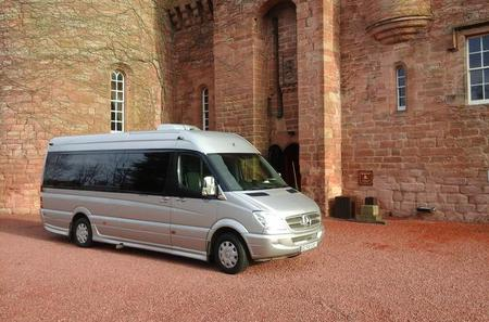VIP Minibus Tour to the Highlands and West Coast from Edinburgh