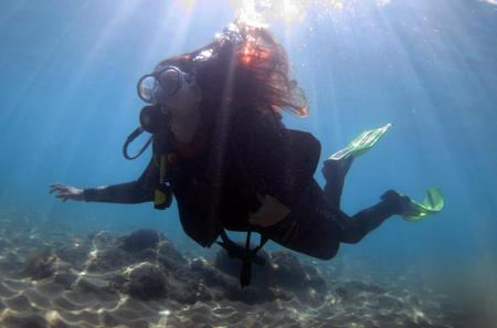 Half-Day Scuba Diving Tour in Gran Canaria with Transfers