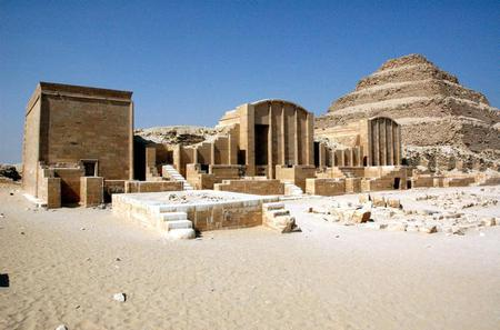 Full-Day Saqqara and Memphis Tour from Giza
