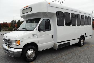 Private Tour on 14 Passenger Shuttle Bus in Ketchikan Alaska