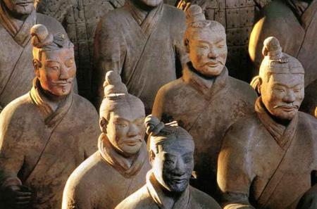 One Day Group Tour of Terra-Cotta Museum, Emperor Qinshihuang Mausoleum, and Banpo Neolithic Village