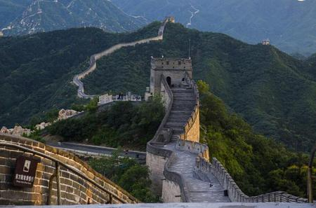 Coach Day Tour: Badaling Great Wall And Summer Palace With Lunch Inclusive