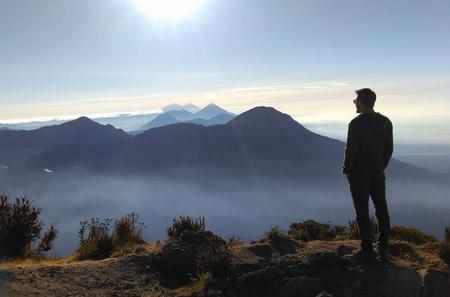 10-Day, Four Volcano Hike Tour in Guatemala