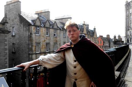 The Real Mary King's Close Underground Tour and Walking Tour of Edinburgh