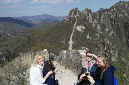 Private Hiking Day Tour: Jiankou Great Wall From Beijing With Lunch Inclusive