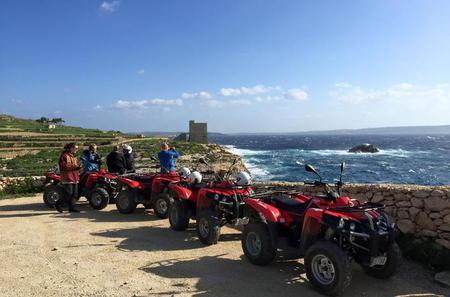 Full Day Quad Tour of Gozo