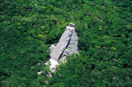 Coba Archaeological Site Tour with Cultural or Extreme Experience and Dinner