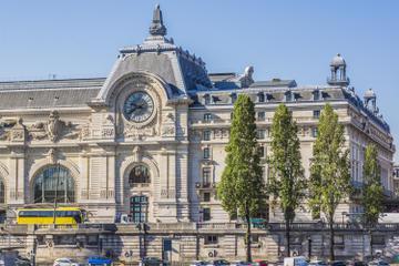 Private Art History Walking Tour: Musée d'Orsay and Musée de l'Orangerie