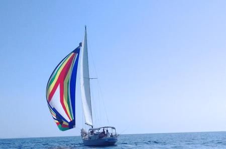 Sunset Snorkel and Sailing Trip From Guanacaste