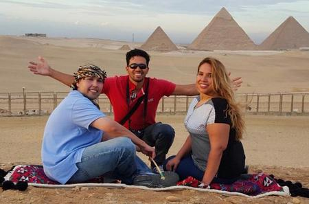 Private Cairo City Tour: Giza Pyramids, Egyptian Museum and Khan Khalili Bazaar