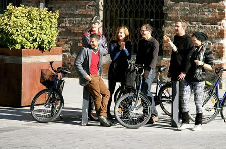 Jewish Warsaw Bike Tour