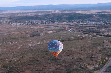 Verde Valley Hot Air Balloon Ride