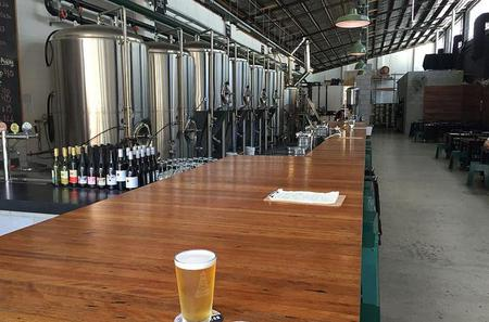 Brisbane Brewery Tour Including Newstead Brewing Co, Green Beacon and All Inn