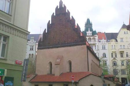 Jewish Museum in Prague and Old-New Synagogue Private Tour