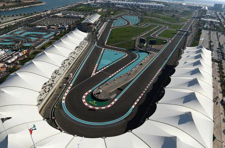 Yas Marina Circuit Venue Tour