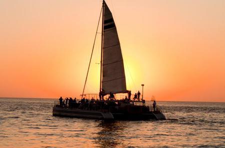 St. Martin Sunset Sail