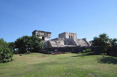 Tulum Ruins Afternoon Tour from Cancun