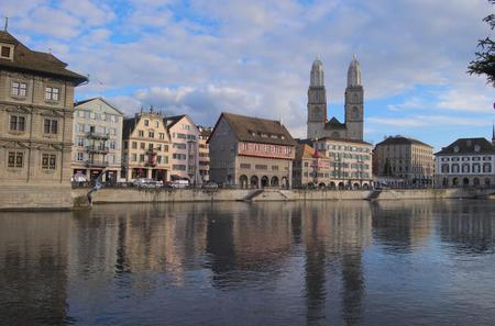 2-hour Private Guided Zurich Downtown Tour