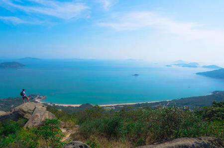 4-Hour Join Group Hiking Tour At Lantau Country Park