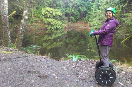 Segway Tour of the Botanical Gardens at the University of British Columbia