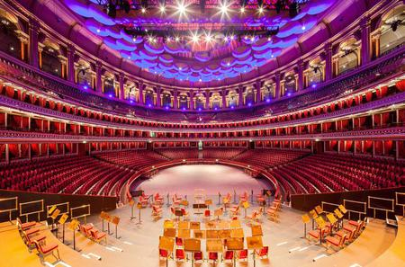 Grand Tour of The Royal Albert Hall in London