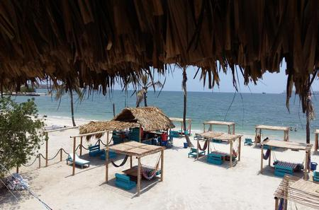 Bomba Beach Day Tour Including Lunch from Cartagena