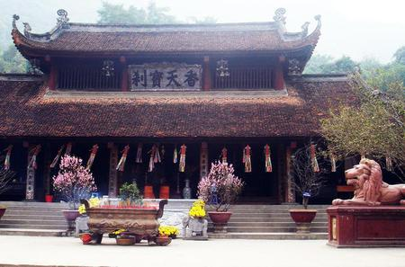 Full Day Tour to Perfume Pagoda from Hanoi