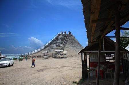 Half-Day to Mud Volcano from Cartagena