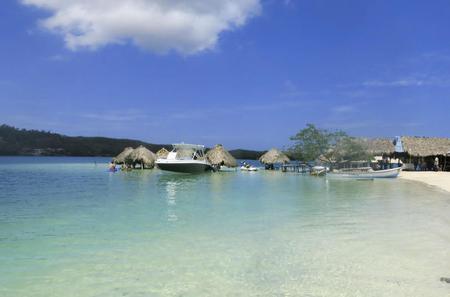 Full-Day Rosario Islands Including Barú, Cholo and Playa Blanca