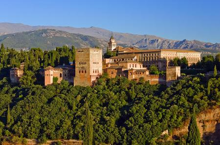 Skip the Line: Alhambra Walking Tour and Private Sightseeing Flight