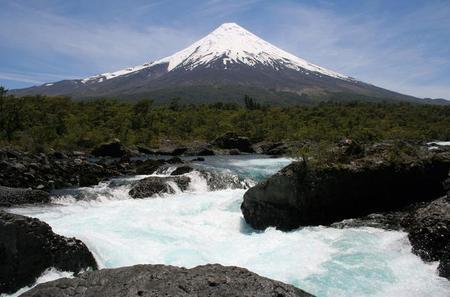 Puerto Montt Shore Excursion: Petrohué Falls Tour