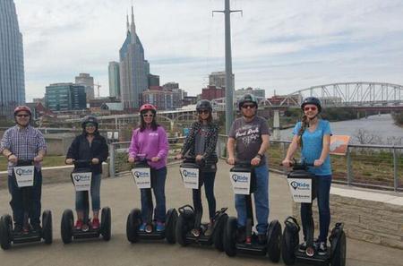 Downtown Nashville Segway Tour