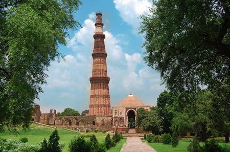 Delhi City Tour: Full-Day Private Tour Including New Delhi and Old Delhi