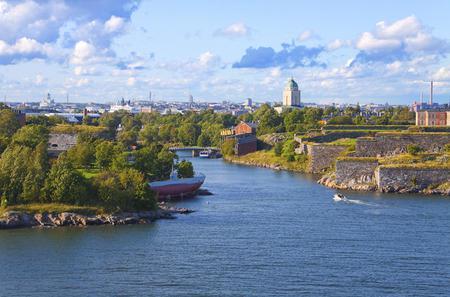 Helsinki Sightseeing Canal Cruise