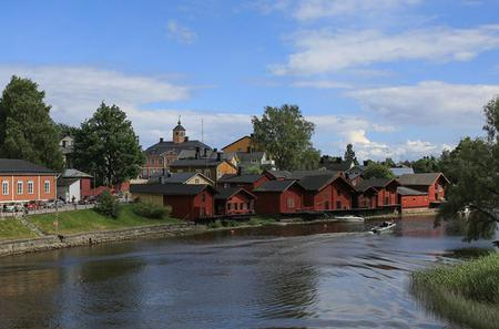 Shore Excursion: Private Half Day Tour of Old City of Porvoo from Helsinki