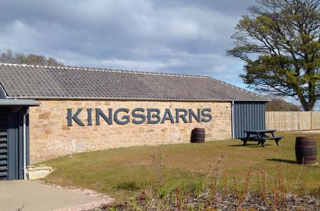 Shore Excursion to the Kingsbarns Distillery and St Andrews from Edinburgh