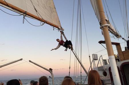 Real Pirates of the Inland Seas Sail