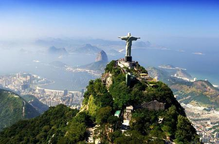 Small-Group Classic Rio Tour Including Christ the Redeemer and Sugar Loaf Mountain