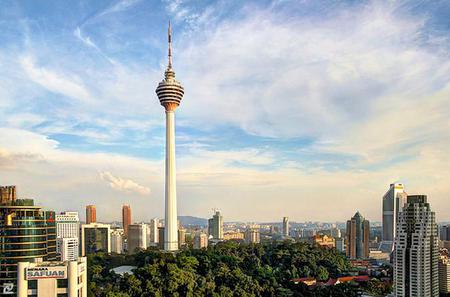 Half-Day City Tour with Kuala Lumpur Tower Entrance