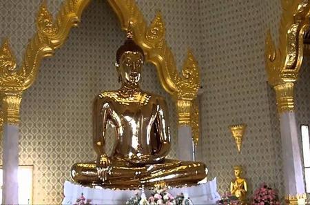 Temple and Bangkok City Tour
