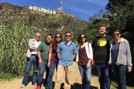 Private Hollywood and Los Angeles in a Day Tour