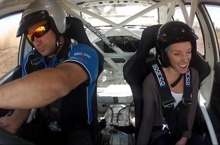 Western Australia Rally School Hotlap Ride in a Rally Car 3 Laps