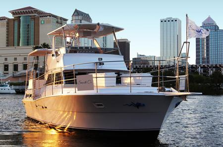 Private Two Hour Yacht Charter in Tampa Bay