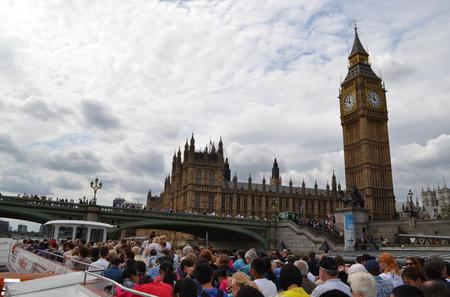 London Dungeon and Thames River Sightseeing Cruise