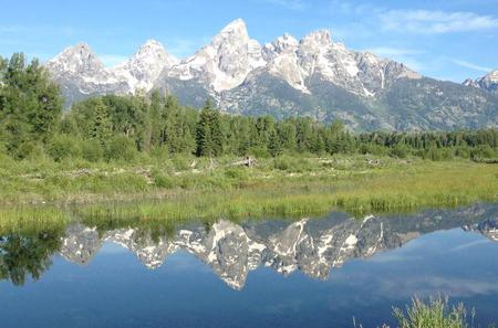 Grand Teton National Park Morning Guided Tour