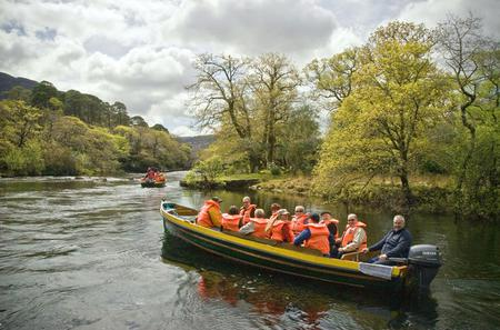 Private Boat Trip on Lakes of Killarney